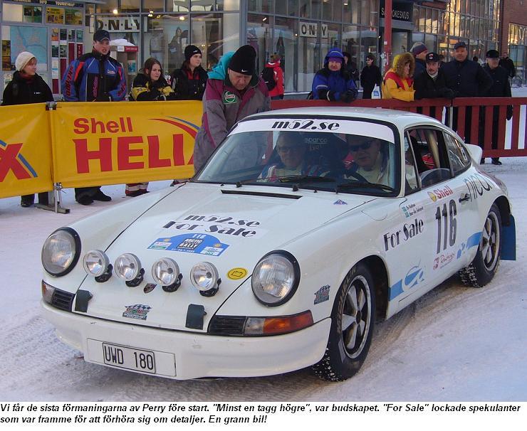 Foto / �: Bo Axelsson, www.rally-racing.com